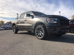 2020 Ram 1500 Crew Cab: Leather : 12