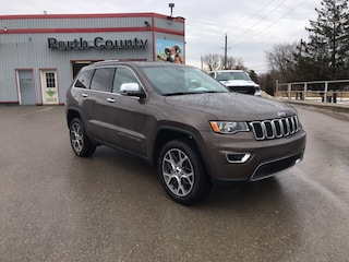 2019 Jeep Grand Cherokee Limited   Leather Trimmed Seats   Navigation   Sun SUV