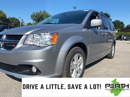 2020 Dodge Grand Caravan Crew Plus | Leather | Safety Sphere | DVD | 6.5