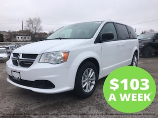 2020 Dodge Grand Caravan SXT Premium Plus | DVD | Navigation | Power Slidin Van