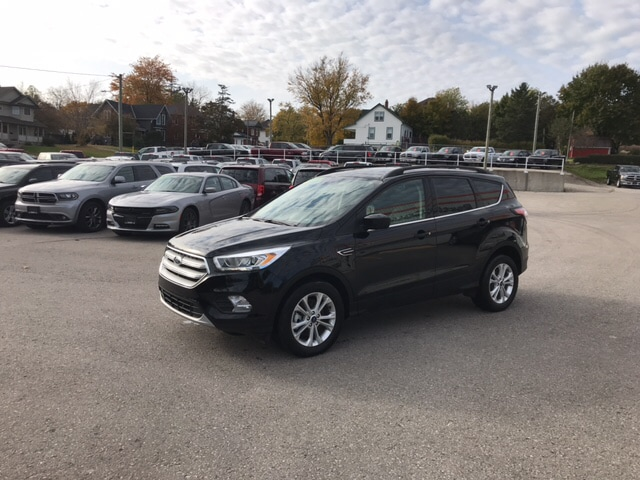 2018 Ford Escape SEL | Leather | Pano Sunroof | Back-up Camera | He SUV