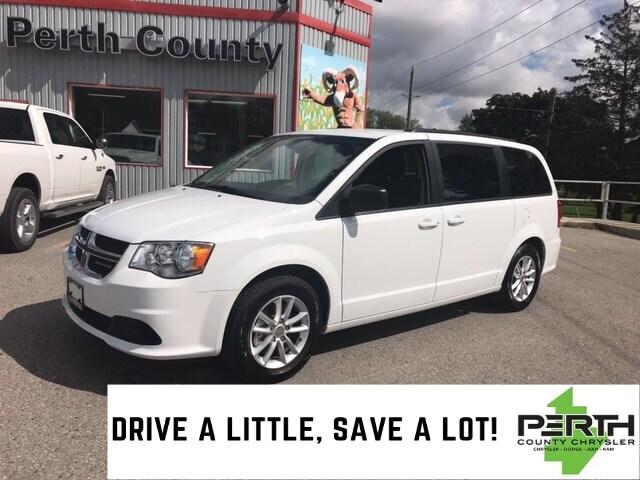 2019 Dodge Caravan SXT Plus | DVD | Backup Camera | Bluetooth | Low K Minivan