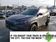 2020 Jeep Cherokee Trailhawk Elite | Leather | Trailer Tow | Push Button Start | Park Sense | SUV