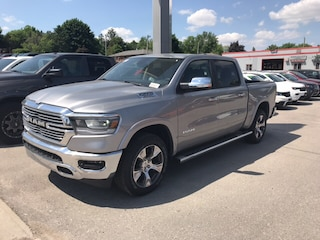 2019 Ram All-New 1500 Laramie   LEATHER   ROOF   4X4   LOADED Truck Crew Cab