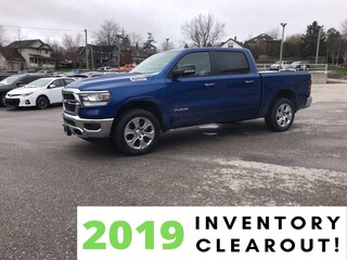 2019 Ram 1500 Big Horn | Level 2 | Chrome Package | Bucket Seats Truck Crew Cab