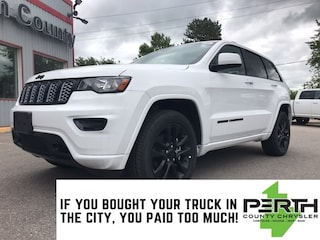 2020 Jeep Grand Cherokee Altitude | Leather | Trailer Tow Group | Sunroof | Alpine Speakers | SUV