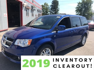2019 Dodge Grand Caravan 35th Anniversary Edition | Premium Seats | DVD | P Van
