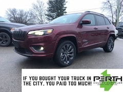 2020 Jeep Cherokee Limited | High Altitude | Leather | Back-Up Camera SUV