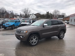 2019 Jeep Grand Cherokee Limited | Leather Trimmed Seats | Navigation | Sun SUV
