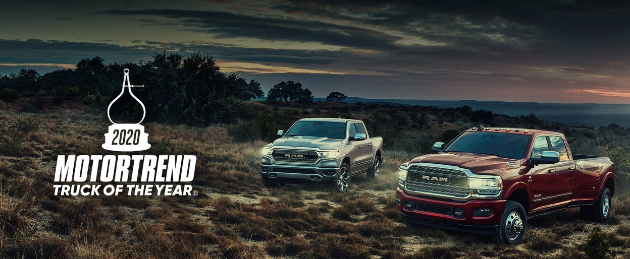 2020 RAM Trucks 2020 MotorTrends Truck Of The Year