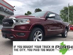 2020 Ram 1500 Limited | Level 1 | Leather | Panoramic Sunroof |  Truck Crew Cab