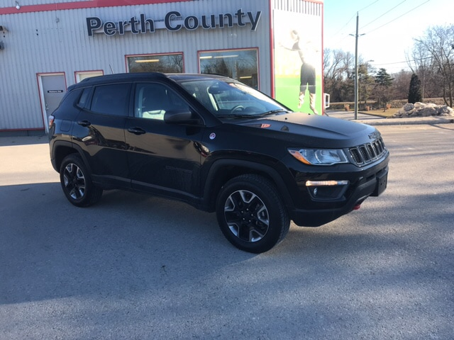 2018 Jeep Compass Trailhawk | Sunroof | Trail-Rated | Navigation | L SUV