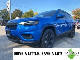 2021 Jeep Cherokee Altitude | Sunroof | Leather | Trailer Tow | SUV