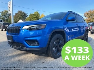 2021 Jeep Cherokee Altitude   Sunroof   Leather   Trailer Tow   4x4