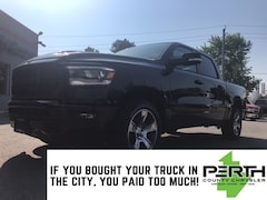 2020 Ram 1500 Rebel | Level 2 | Leather Faced Vented Bucket Seat Truck Crew Cab