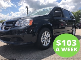 2020 Dodge Grand Caravan SXT Plus | Bluetooth | Navigation | Stow'n Go | Van