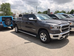 2019 Ram All-New 1500 Big Horn | HEMI | Buckets | 8.4 Screen Truck Crew Cab
