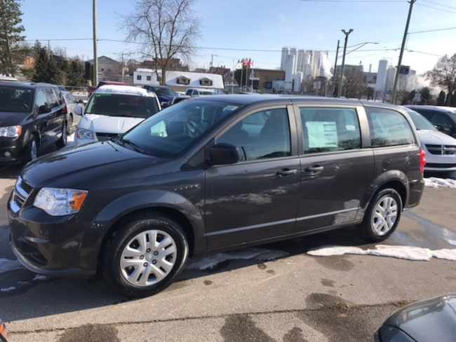 2019 Dodge Grand Caravan CVP/SE   U-Connect Van