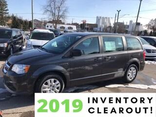2019 Dodge Grand Caravan CVP/SE | Bluetooth | Backup Camera | Power Heated  Van