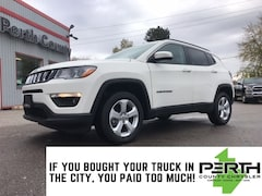 2020 Jeep Compass North | 4x4 | Navigation | Back Up Camera | Heated SUV
