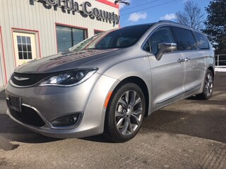 2018 Chrysler Pacifica Limited   Leather   Navigation   Heated Seats   Advanced Safetytec Group   Apple CarPlay   Van