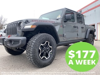 2021 Jeep Gladiator Rubicon | Leather | Nav | Tonneau | Dual Top | Truck