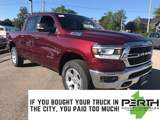 2020 Ram 1500 Big Horn | Level 2 | Navigation | Parksense | Remo Truck Crew Cab