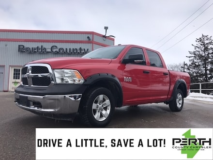 2017 Ram 1500 SXT | Crew Cab | Chrome Trim | As Is Special | Truck