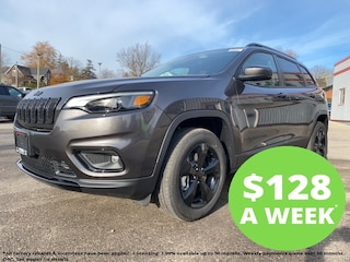 2021 Jeep Cherokee Altitude   Leather   Trailer Tow Group   Sunroof   4x4