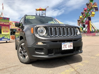 2018 Jeep Renegade Sport Sport FWD