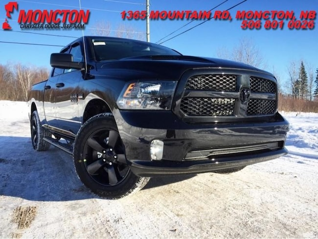 2019 Ram 1500 Classic ST Extended/Double Cab