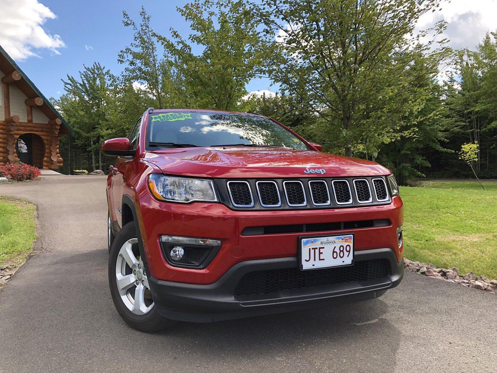 2018 Jeep Compass North North 4x4