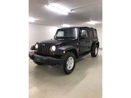2008 Jeep Wrangler X VUS