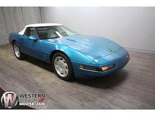 1992 Chevrolet Corvette LOW KMS Local Trade!