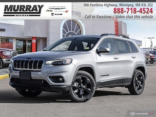 2019 Jeep Cherokee North 4x4 *Sunroof/Nav/Remote Start* SUV