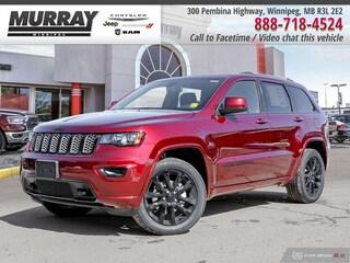 2020 Jeep Grand Cherokee Altitude 4x4/Leather/Sunroof/Alpine/NAV- $ 275 b/w SUV