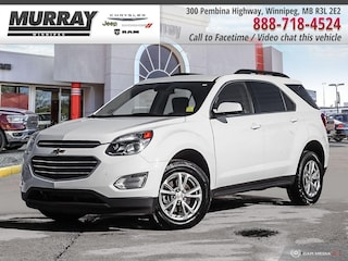 2017 Chevrolet Equinox LT *Accident Free   AWD   Bkp Cam*