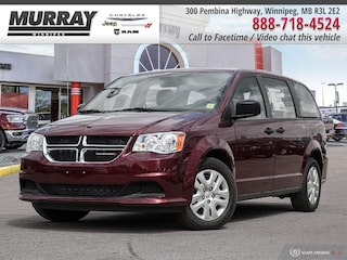 2019 Dodge Grand Caravan CVP *Rear A/C w/Heat/Bluetooth/Bkp Cam* Van