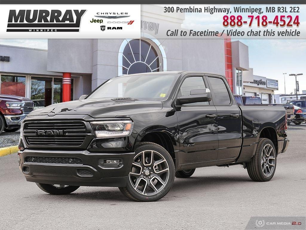2019 Ram 1500 Sport * Save $18158 * $270 Biweekly * Truck Quad Cab