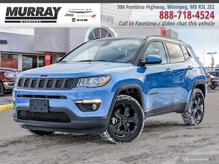 2020 Jeep Compass Altitude *Remote Start   Htd Frt Seats   Bkp Cam* SUV