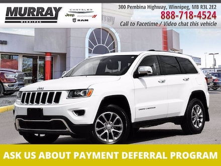 2015 Jeep Grand Cherokee Limited *4x4   Local Trade   Leather* SUV