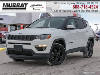 2020 Jeep Compass Altitude *Cold Weather Grp  Bkp Cam*-$199Biweekly* SUV