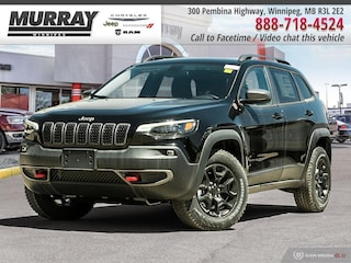 2020 Jeep Cherokee Trailhawk 4x4/ Cold Weather grp - $ 225 B/W* SUV