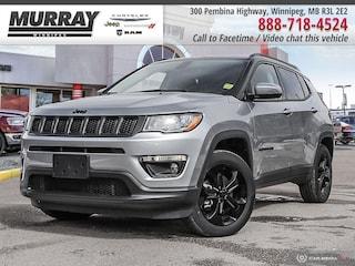 2020 Jeep Compass Altitude 4x4 - $207 B/W SUV