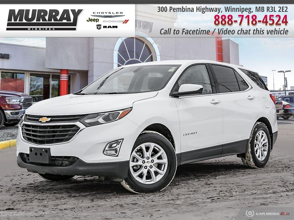 2018 Chevrolet Equinox LT *One Owner   Accident Free   AWD*