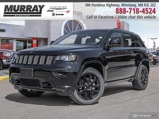 2020 Jeep Grand Cherokee Altitude 4x4/Leather/Sunroof/Alpine/NAV SUV