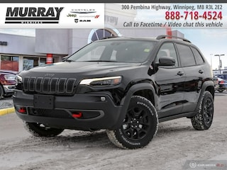 2020 Jeep Cherokee Trailhawk *Leather   Sunroof   NAV* SUV