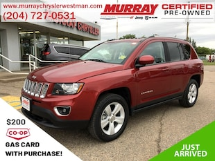 2016 Jeep Compass High Altitude 4WD *Heat Leather* SUV