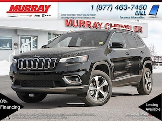 2019 Jeep New Cherokee Limited SUV