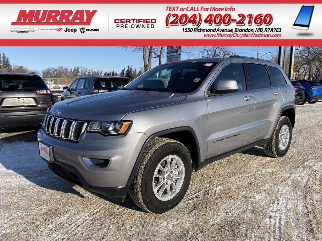 2019 Jeep Grand Cherokee Laredo 4WD *Blind Side* *Braking Assist* *Backup C SUV